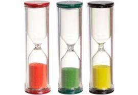 sablier verre couleurs