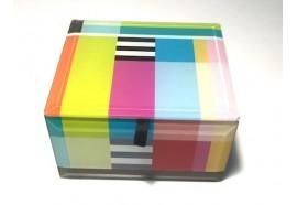 Boite color block