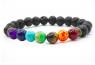 Bracelet guérison des 7 chakras