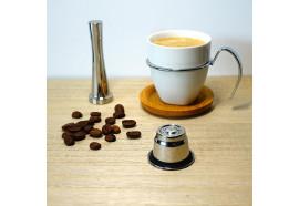 Capsule à café rechargeable