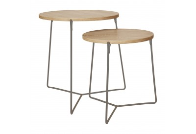 Tables basses rondes PM + GM