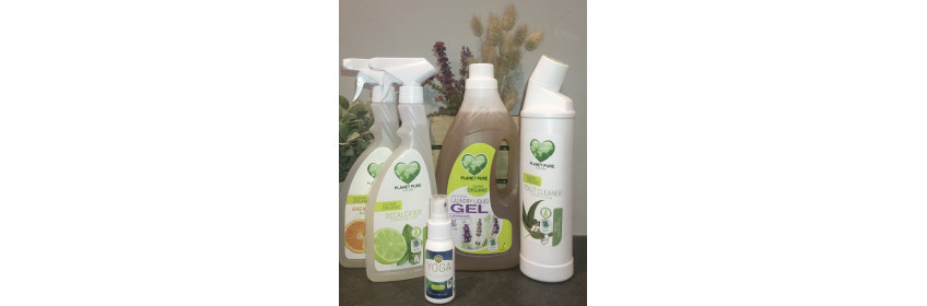 Produits ménager écologiques